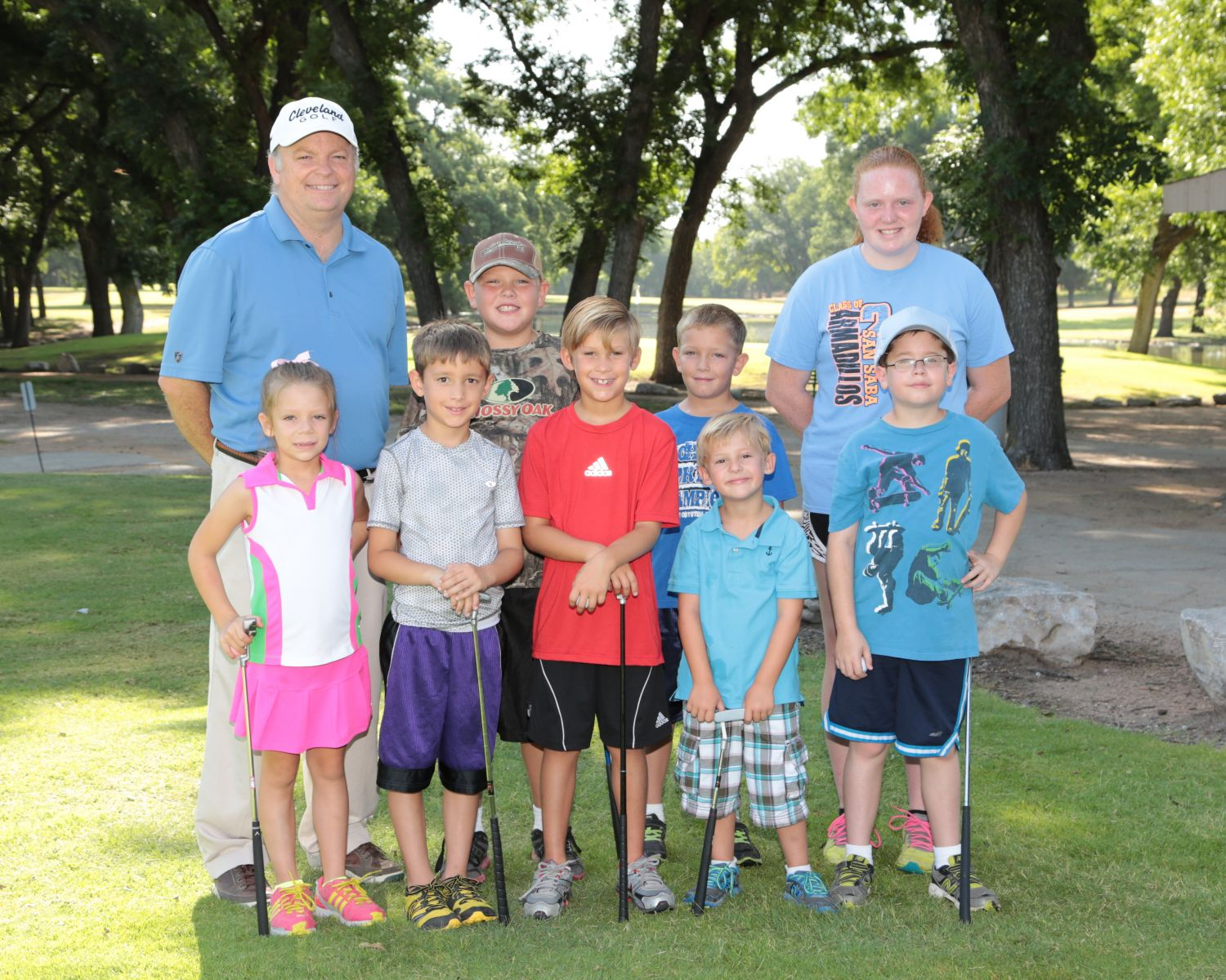 Junior Golf Clinics In San Saba
